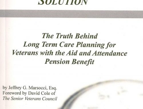 Newest Book on Veteran's Care Published
